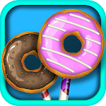 Cake Pop Maker - Donut Dessert Icon