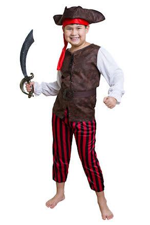 Dräkt, Piratbarn