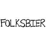 Logo for Folksbier Brewery