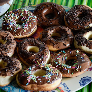 Cinnamon Doughnut Dessert Recipes