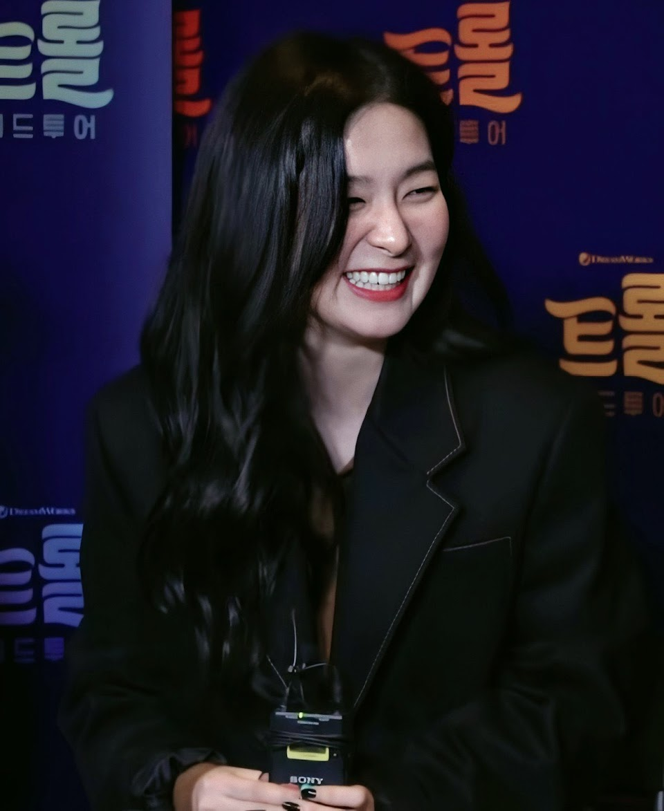 red velvet seulgi lsyn bubble