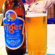 Photo: Tiger beer!