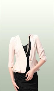 Woman Fashion Photo Suit screenshot 1