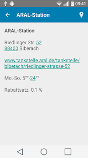 biberCard-App- screenshot thumbnail