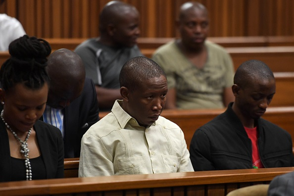 AfriForum obtained a warrant in the Northern Gauteng High Court in Pretoria on November 1 to seize Malema and the EFF's moving assets to pay off an amount of R337'758'68.
