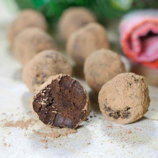 Dark Chocolate Avocado Truffles Recipe
