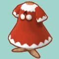クリスマスなドレス