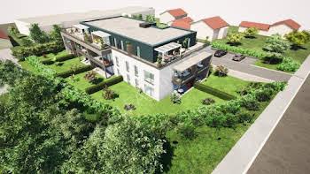 Appartement 2 pièces 51,95 m2