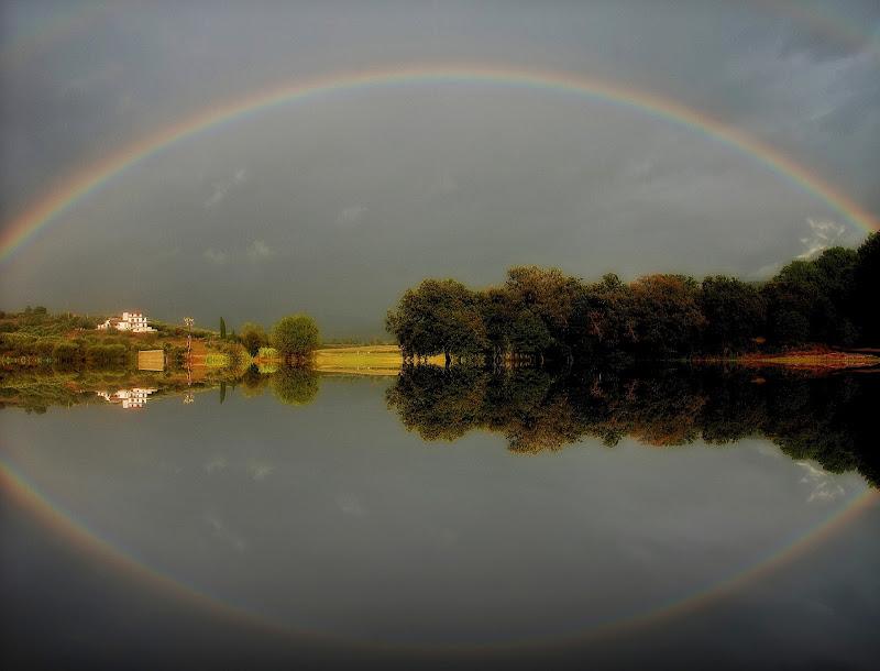 L'arcobaleno di Luciano Fontebasso