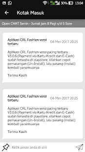 CRL Fashion Surabaya- screenshot thumbnail