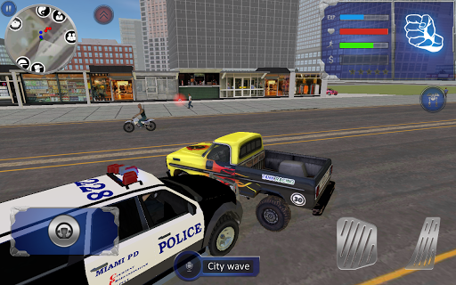 Pickup Truck Robot apktram screenshots 4