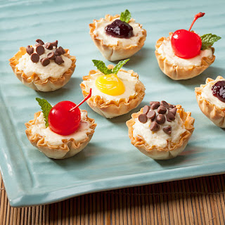 Petite Cheesecake Cups