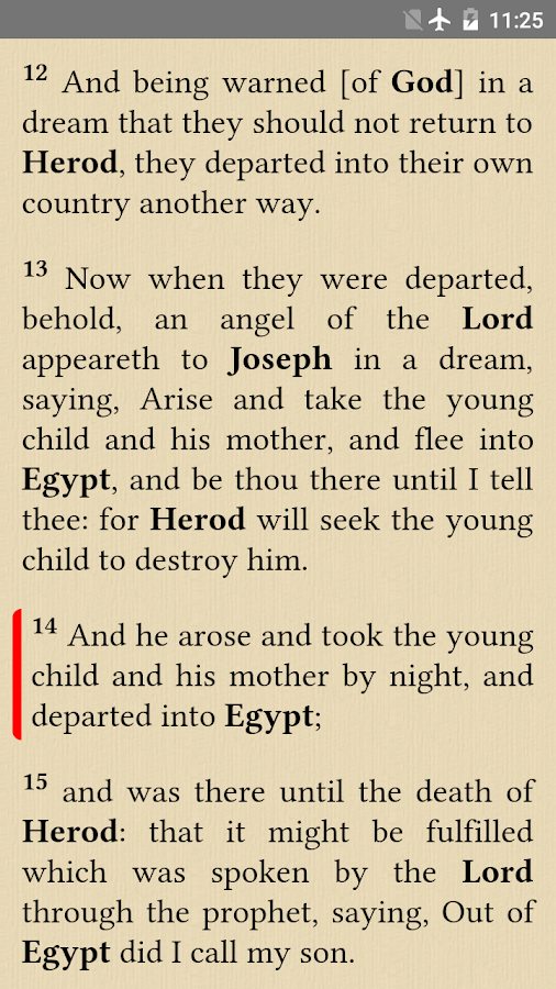 Bible ASV: Bible American- screenshot