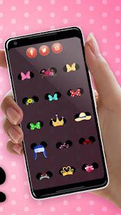 Mini Maus 🎀 Fotoaufkleber – Apps bei Google Play