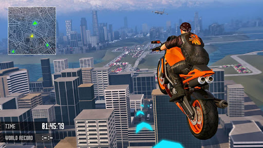 Grand City Moto X Bike Stunts image | 10