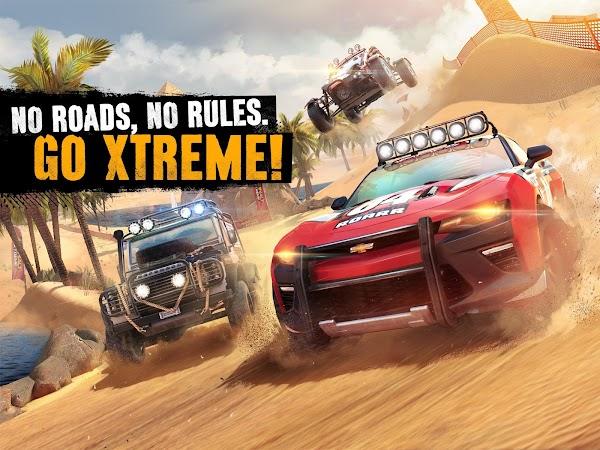 Asphalt Xtreme: Offroad Racing v1.2.0j + [Unlocked]