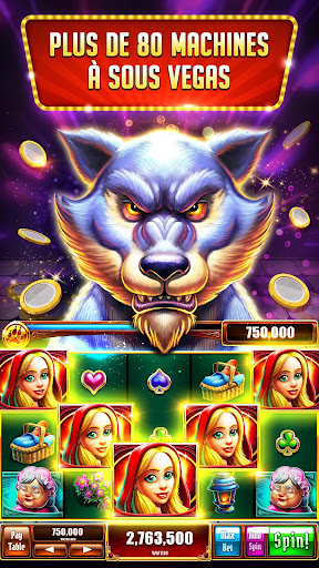 Vegas Downtown Slots™ - Slot Machines & Word Games screenshot 3