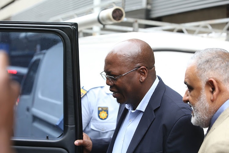 January 7, 2018. Former MEC for Economic Development Mike Mabuyakhulu has been arrested and is expected to be charged with fraud, corruption and money laundering.