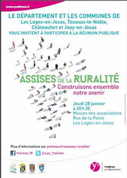 Assises de la ruralité
