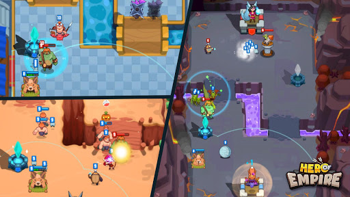 Hero of Empire: Clash Kingdoms RTS 1.04.00 screenshots 8
