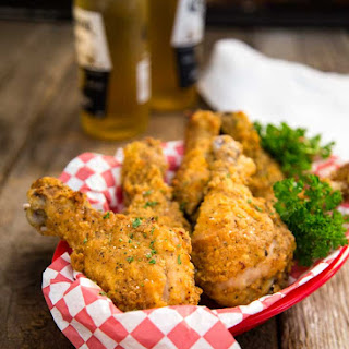 My Oven Fried Chicken (KFC Copycat).