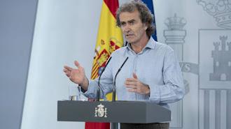 El director del Centro de Coordinación de Alertas y Emergencias Sanitarias, Fernando Simón / Moncloa (EUROPA PRESS)