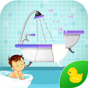 Game Baby Bath Puzzle Game for Kids apk for kindle fire