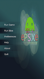 ePSXe for Android 1