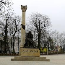 Photo: G4106571 Kielce - pomnik Henryka Sienkiewicza