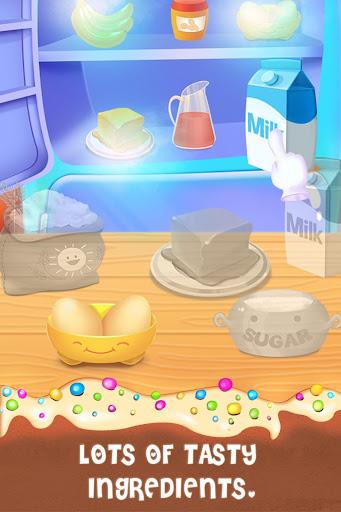 cake master cooking - food design baking games screenshot 2