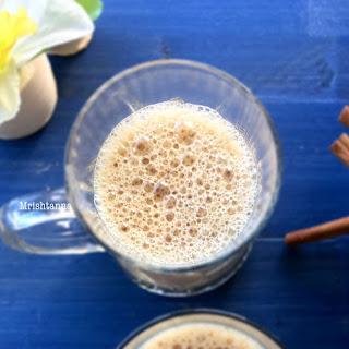 Spiced Soy Milk Chai – Masala Chai