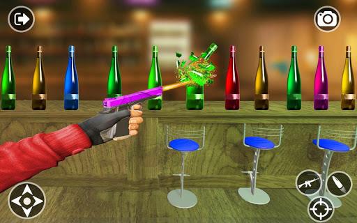 Impossible Bottle Shooting Game 2019 screenshot 15