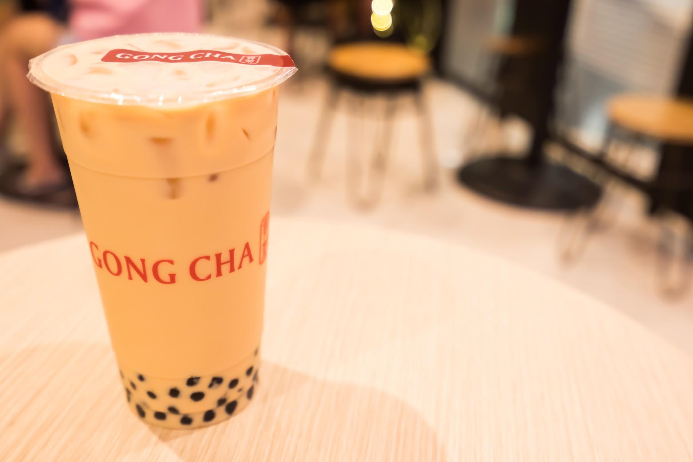 Singapore Gong Cha