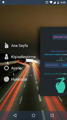 İstanbulKart Bakiyem Widget - screenshot
