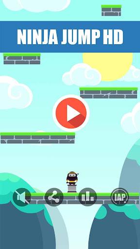 忍者弹弹簧 - 大大白白的忍者Mr Jump喜欢和你在一起!
