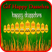 Gif Happy Dassehra 2017 Collection