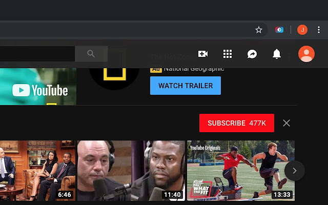 Auto Dark for YouTube™