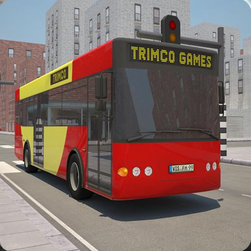3D巴士驾驶模拟器 模擬 App LOGO-硬是要APP
