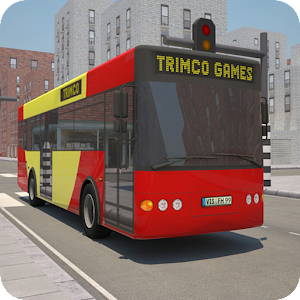 3D Real Bus Driving Simulator for PC and MAC