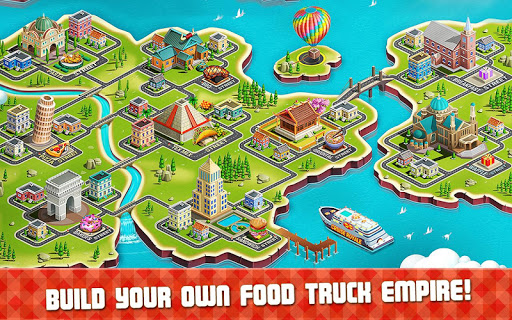 Food Truck Chef™: Cooking Game for PC
