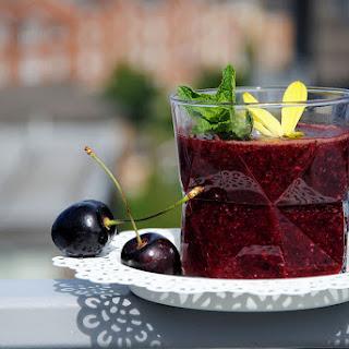 Cherry Gazpacho
