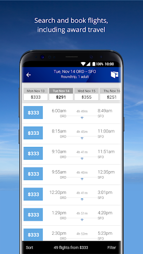 Download United Airlines MOD APK 1