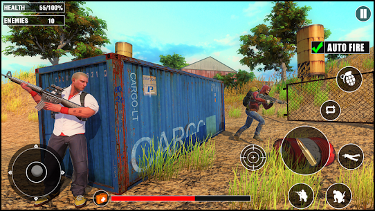 Firing Squad Free War Shoot Fire Battleground 2