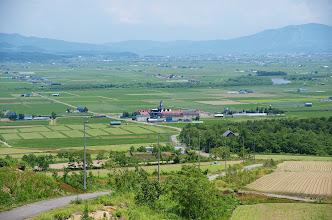 Photo: 北竜町の景色・文月(2014年7月)