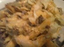 Cheesy Beef Bake Recipe