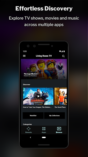 VIZIO SmartCast screenshot 1