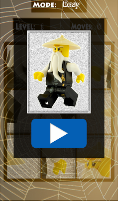 Ninja puzzle Turtle Kids - screenshot