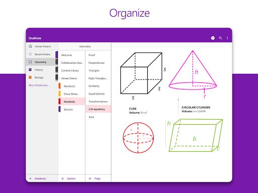 Microsoft OneNote screenshot 13