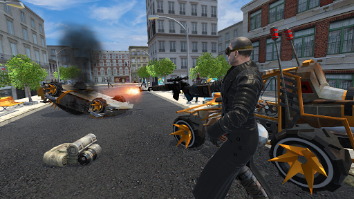 Zombie Crime Shooting Game 1.1 screenshots 4