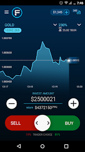 Forex, CFDs,  Binary Options Trading by OptionFair- screenshot thumbnail
